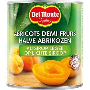 4X4ABRICOT SIROP DELMONTE