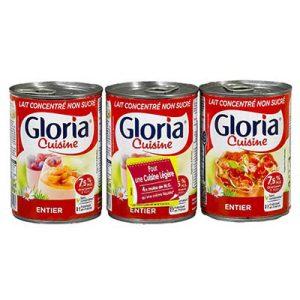 L3X410LAIT ENTIER.GLORIA
