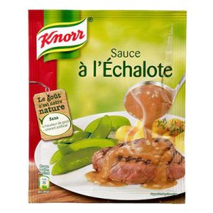 S.SAUCE ECHALOTE KNORR