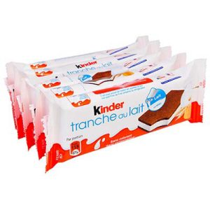 KINDER TRANCH.LAIT X5