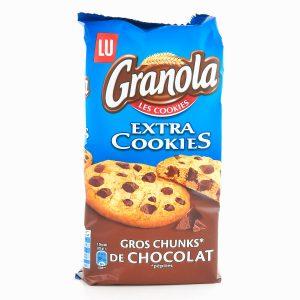 COOKIES CHOCO GRANOLA LU