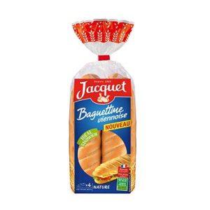 BAGUETTE VIENNOISE X4 JAC