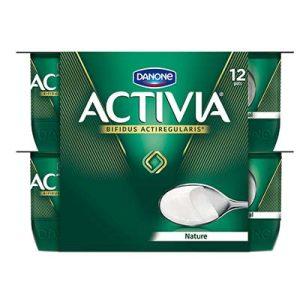 ACTIVIA NATURE 12X125G.