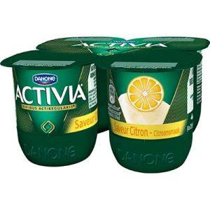 Y.ACTIVIA SAV CITRON X4