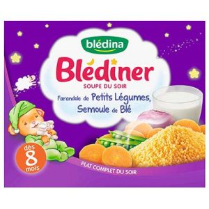 2X250ML BLEDINER SOUP.LEG