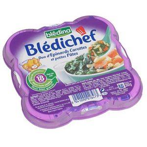 BLEDICHEF EPIN.CAROT 260G