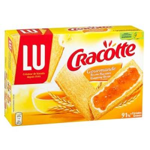 CRACOTTE GOURMANDE 250GR.