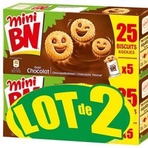L2X175G MINI BN CHOCOLAT