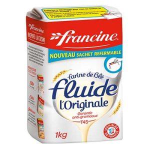 FARINE FLUIDE 1K.FRANCINE