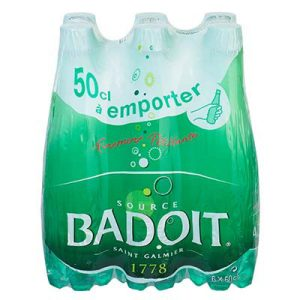 PACK 6X50CL BADOIT