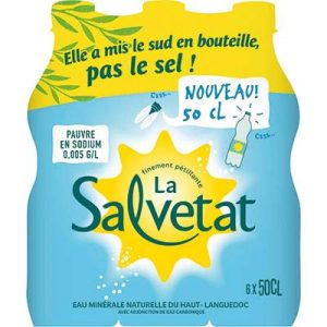 PACK 6X50CL SALVETAT