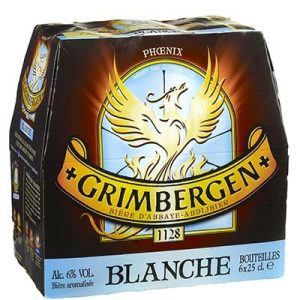 BLLE.6X25CL BLANC GRIMBER