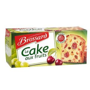 CAKE FRUITS 300G.BROSSARD