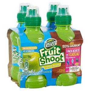 FRUIT SHOOT POMME 4X20CL