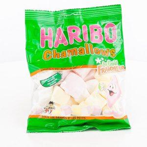 S.CHAMALLOW FR100G.HARIBO