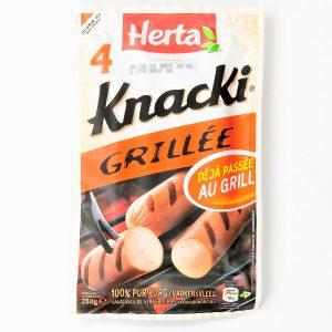 GRILLEE KNACKI X4 HERTA