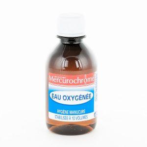 EAU OXYGENEE.MERCUROCHROM