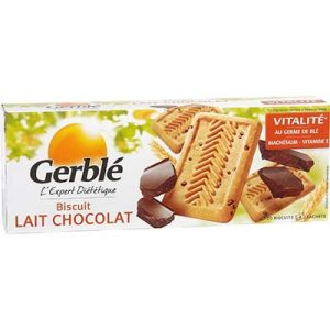 BISC.LAIT-CHOCOLAT GERBLE