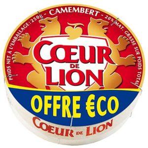 CAMEMB.250G C.DE LION