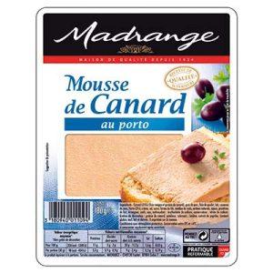 MOUS.CANARD TR.180G.MADRA