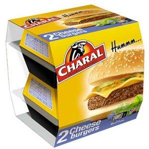 CHEESEBURGER 145X2 CHARAL
