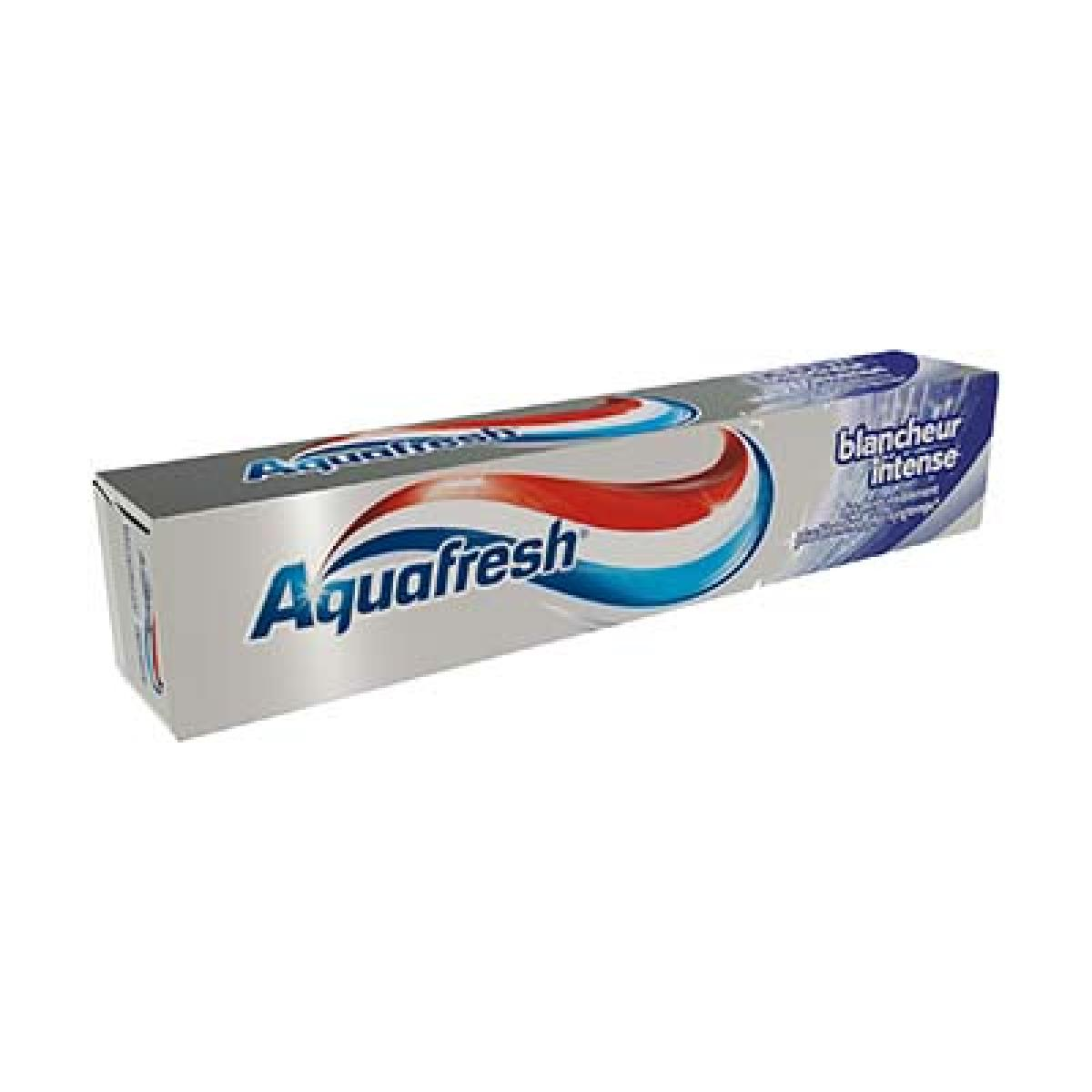 AQUAFRESH BLANCHEUR 75ML
