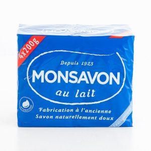 L4 MONSAVON SAVON 200 GRS