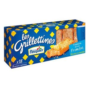 GRILLETINE FROMENT PASQUI