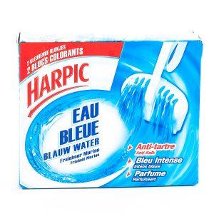 BLOC CUV.X2 EAU BLEU.HARP