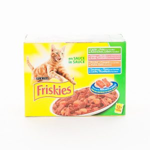 12X100POCH.FRISKIES ADULT