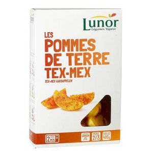 PDT TEX-MEX 400G LUNOR