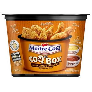 COQ BOX PLT CROUST.585 MC
