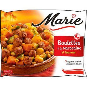 BOULETTE A LA MAROC. 900G