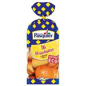 BRIOCHETTES X16 PASQUIER