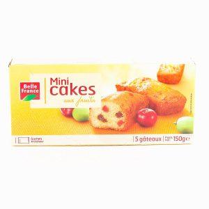 P5MINI CAKE FRUIT 150G BF