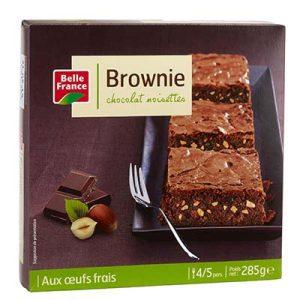 BROWNIE CHOCO-NOIS.285 BF