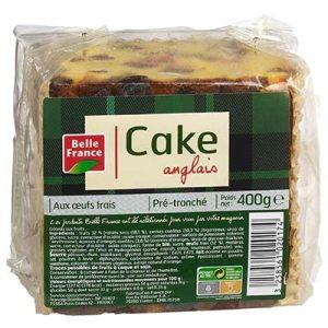 CAKE ANGLAIS 400G BF