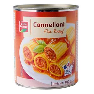 4/4CANNELLONI VBF 800G.BF