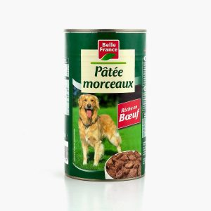 3X2 PATEE BOEUF CHIEN BF