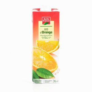 BRIQUE 1L JUS ORANGE BF