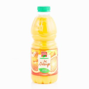 PET 1L J.ORANGE PULPEE BF