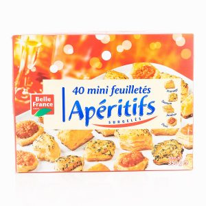 FEUIL.APERITIFX40 350G.BF