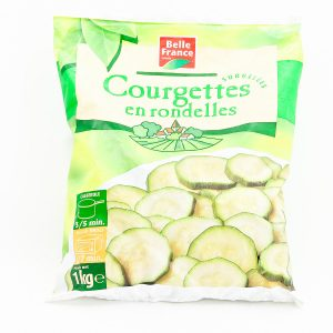 COURGETTES.RONDEL. 1KG.BF