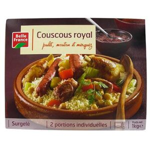 COUSCOUS ROYAL ETUI 1KGBF