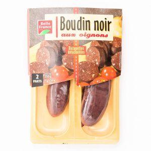 BOUDIN NOIR OIGNONS X2 BF