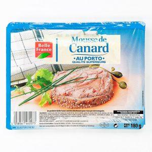 MOUSS.CANARD PORTO 180 BF