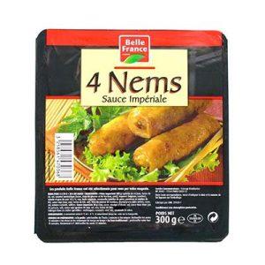NEMS DE PORC X4+SCE300 BF