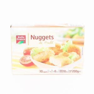 NUGGETS POULETX10 200G BF