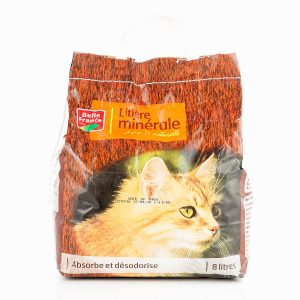 LITIERE CHAT 8 LITRES BF