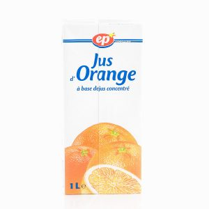 BRIK.1L J.ORANGE ABC EP*